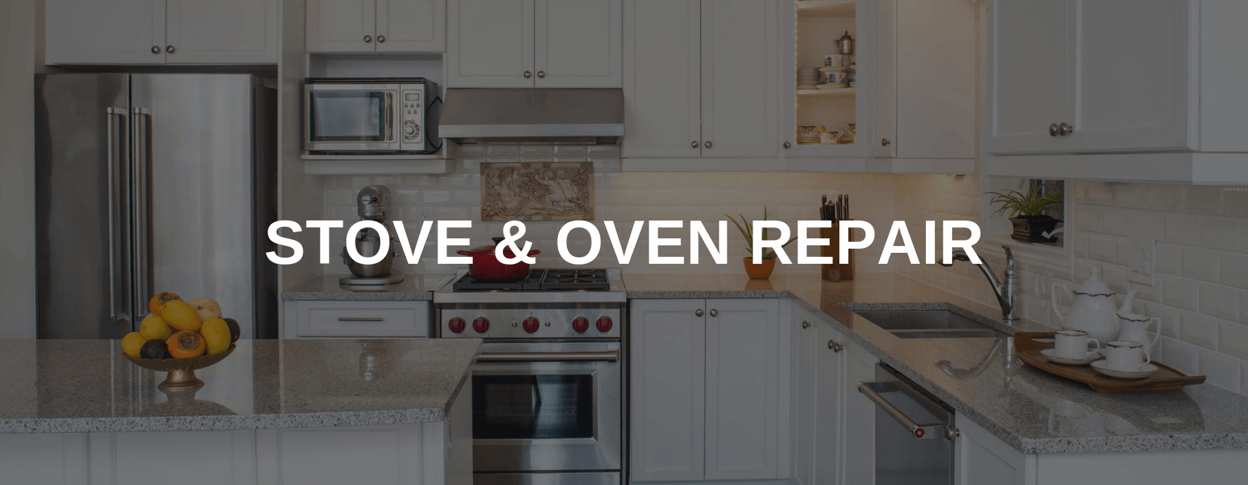 stove repair highland