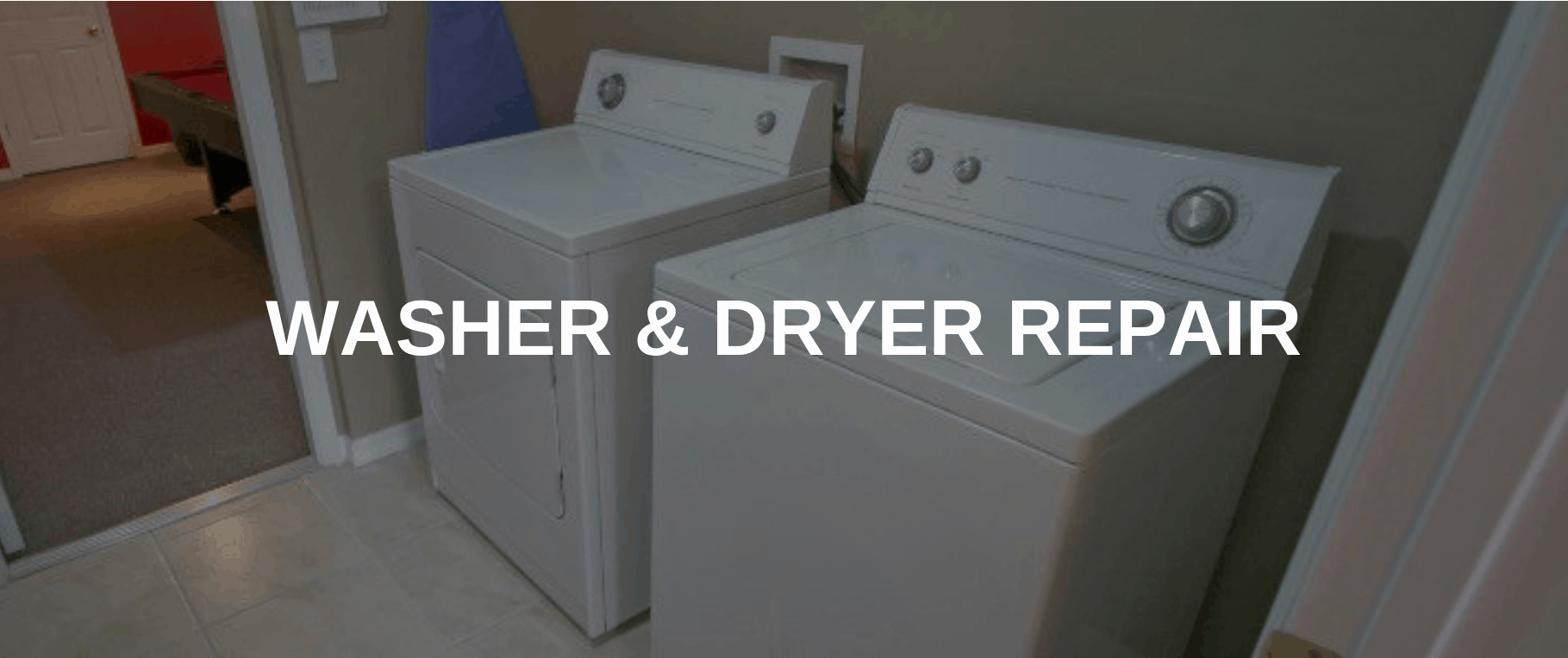 washing machine repair highland